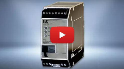 TMZ MODBUS Transmitter Reduces Wiring and Installation Costs