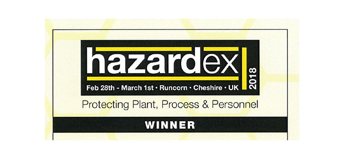 Moore Industries Receives Recognition in Hazardex 2018 Awards for Excellence