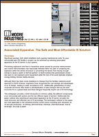 Associated Apparatus SPA2IS White Paper Moore Industries Cover