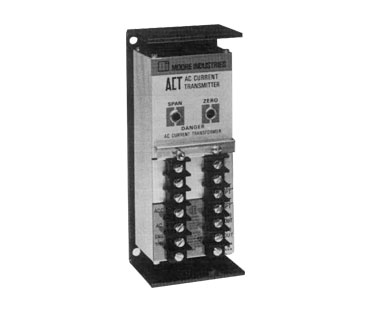 ACT AC Current Transmitter (4-Wire)  | Moore Industries