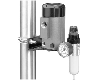 IPH Field-Mount NEMA 4X Current-to-Pressure Transmitter (2-Wire) | Moore Industries