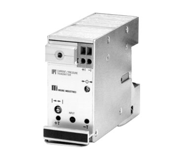 IPT DIN-Style Current-to-Pressure Transmitter (2-Wire)  | Moore Industries