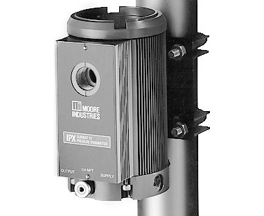 IPX Field-Mount Explosion-Proof Current-to-Pressure Transmitter (2-Wire)  | Moore Industries