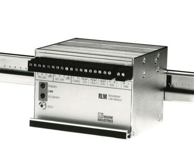 RLM Redundant Link Module (4-Wire)  | Moore Industries
