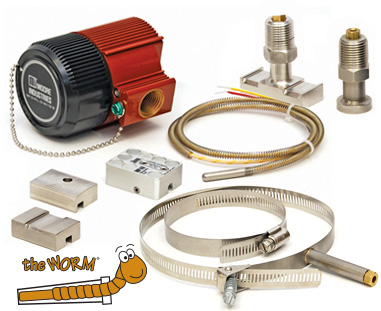RTI-3 Ready-to-Install Temperature Assemblies for Surface Measurements  | Moore Industries