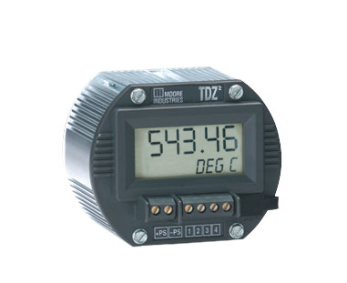 TDZ2 Smart HART Temperature and Signal Transmitters With Display (2-Wire)  | Moore Industries
