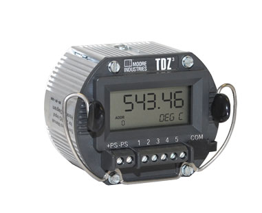 TDZ3 HART Temperature Transmitter  Moore Industries