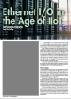 Ethernet I/O in the Age of IIoT
