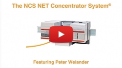 NCS NET Concentrator System® Video