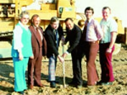 ThrowBack Thursday: Groundbreaking on our Worldwide Headquarters