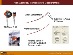 High Accuracy Temperature Measurement