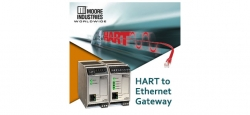 Accelerate Your HART Data at the Speed of Ethernet With the New HES HART to Ethernet Gateway