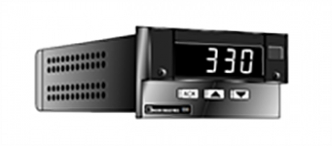 330R: INTELLIGENT 1/8 DIN PROCESS MONITOR