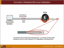 Corrosion Detection/Burnout Indication