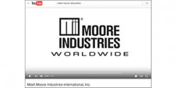 Meet Moore Industries on YouTube