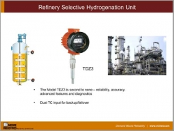 Refinery Selective Hydrogenation Unit