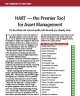 HART - the Premier Tool for Asset Management
