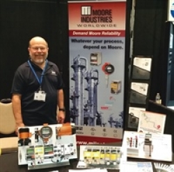 Moore Industries at ISA LA Instrumentation 2015
