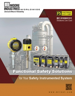New Line Card Highlights Functional Safety Instrumentation