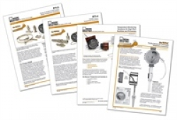 New and Improved Ready-to-Install Series, WORM and Hi-Tech Data Sheets