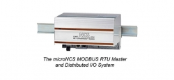 microMNCS: MODBUS RTU Master and Distributed I/O System